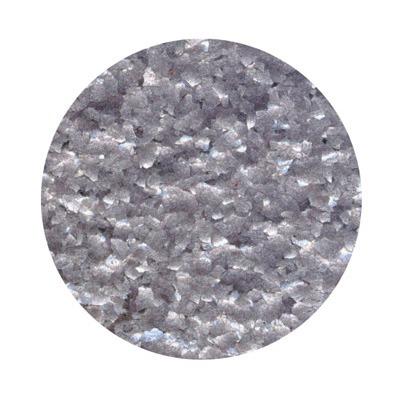 Edible Glitter 1.5 OZ Metalic Silver