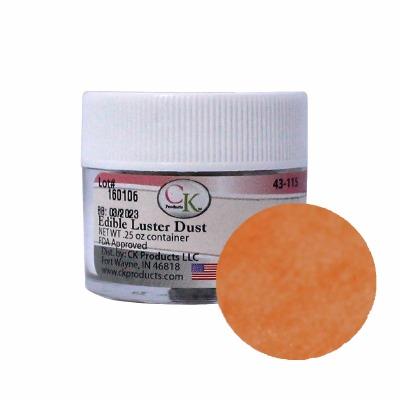 Edible Luster Dust Orange Slice