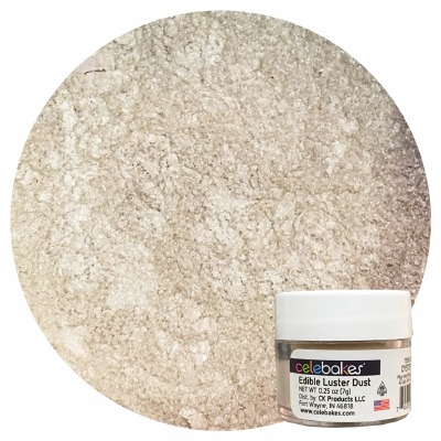 Edible Luster Dust Oyster Shell