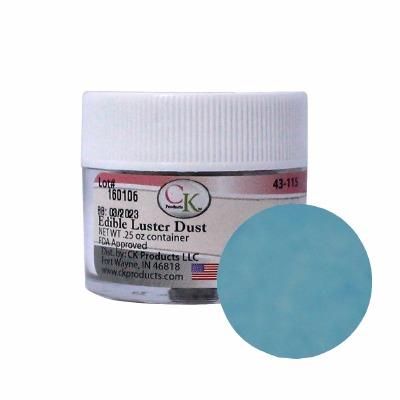 Edible Luster Dust Pool Blue