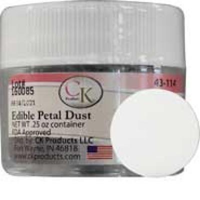 Edible Petal Dust Snowflake