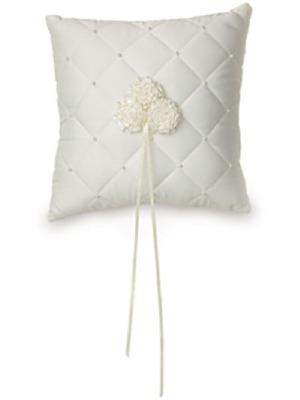 Eternity Ring Bearer Pillow