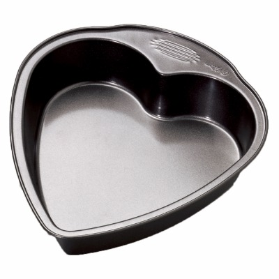 "Excelle Elite 9"" Heart Pan"
