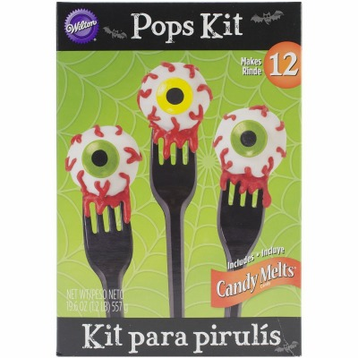 Eyeball No-Bake Pops Kit