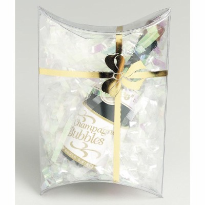 Favor Box Clear Pillow 10 CT