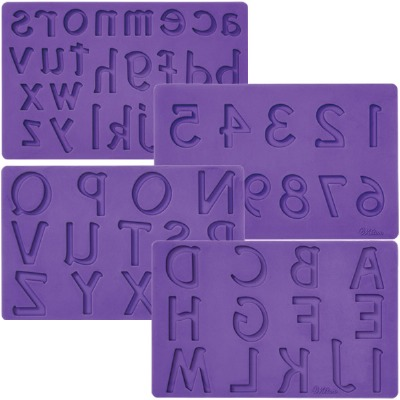 FGP Mold Letters and Numbers