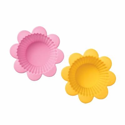Flower Cupcake Cups 12 CT
