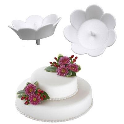 Flower Display Cups 3-PK