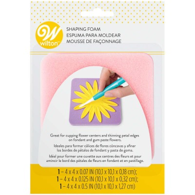 Flower Shaping Foam Set