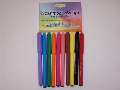 Food Color Pen Set 10