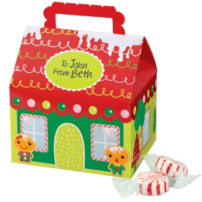 Fvr Box House Frosted Fun 6CT