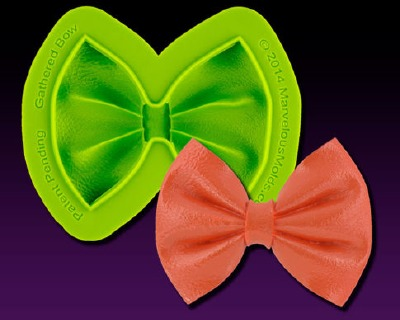 Gathered Bow Mold