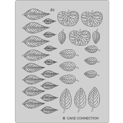Gelatin Sheet-Leaf #4