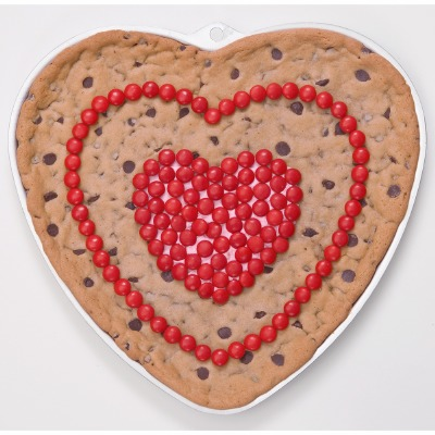 Giant Cookie Pan Heart