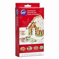 Gingerbread Candy Decor Kit