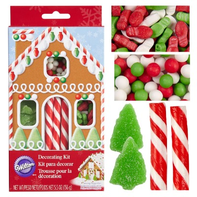 Gingerbread Candy Kit Basic