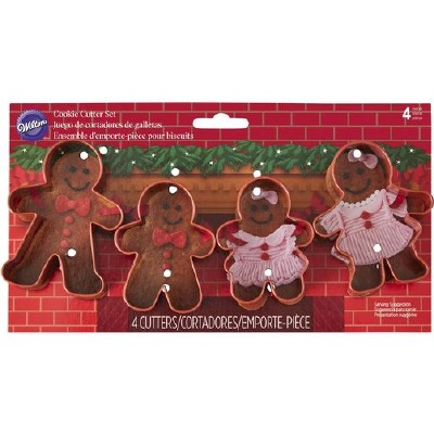 Gingerbread Cutter Set