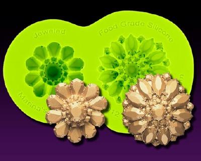 Glimmer Brooch Mold