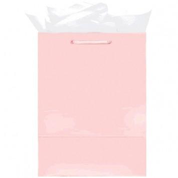 Glossy Mini Bag - Pink