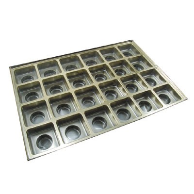 Gold Insert 1# 24-Cavity 1PC