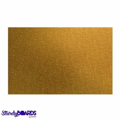 Gold Sturdy Board 1/4 Sheet