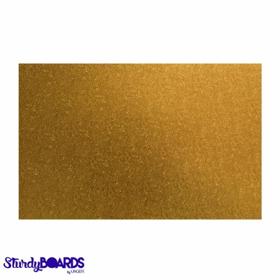 Gold Sturdy Board Full Sheet