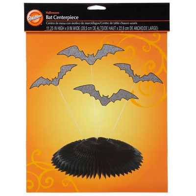 Halloween Bats Centerpiece