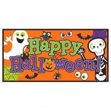Halloween Family Banner