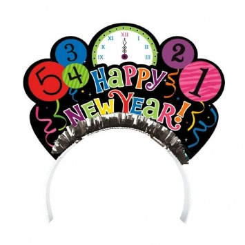 Happy Near Year Tiara