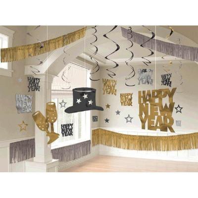 Happy New Years Deco Kit