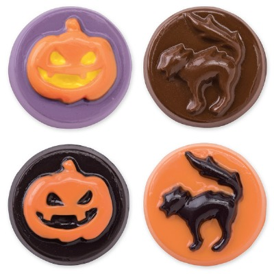 Haunted Manor Cookie Candy Mld