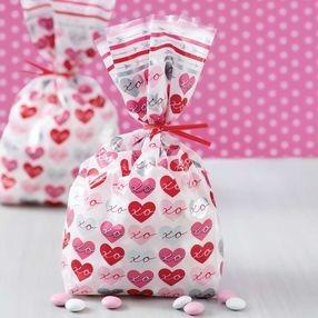 Heartfelt Valentine Bags 20 CT