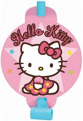 Hello Kitty Blowouts