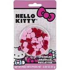 Hello Kitty Sprinkles 0.88oz
