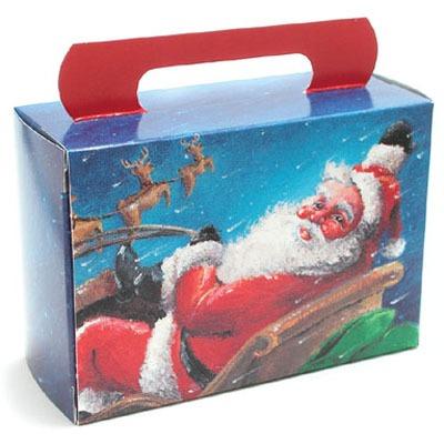 Here Comes Santa 1/2 LB Box