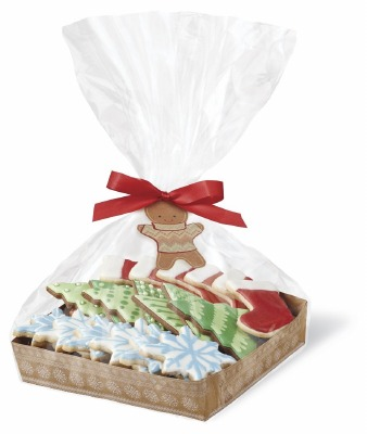 Holiday Cookie Tray Kit 4 CT