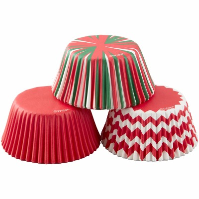 Holiday Standard Baking Cups