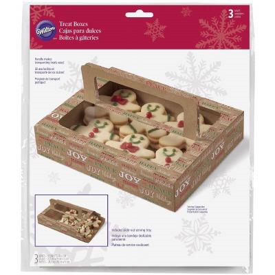 Holiday Treat Box 3 CT.