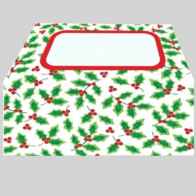 Holly Treat Box