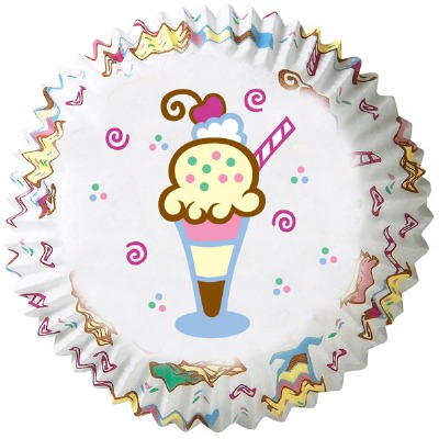 Ice Cream Baking Cups