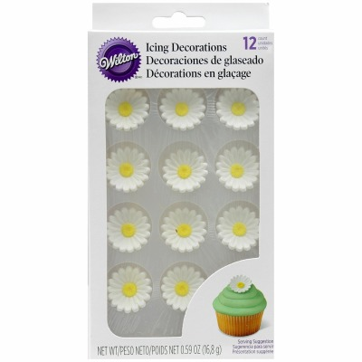 Icing Daisies 12 CT