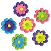 Icing Multi Flower 12CT