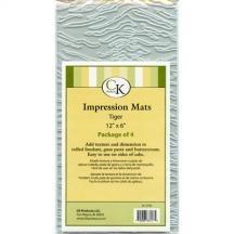Impression Mat Tiger 4 CT