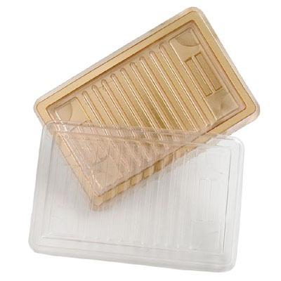 Jewel Box Clear Business Card