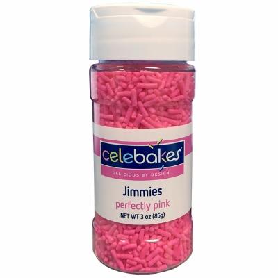 Jimmies 3 OZ Pink