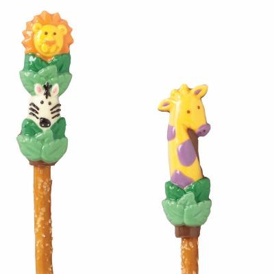 Jungle Pals Pretzel Candy Mold
