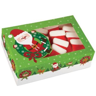 Large Cookie Box Sharing 2 CT