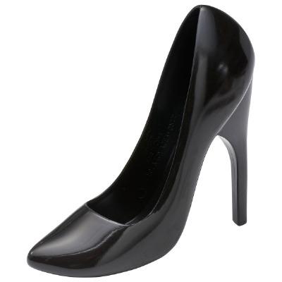 Layon Black Shoe Adornment