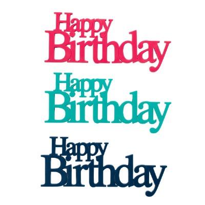 Layon Classy Birthday 3 Count