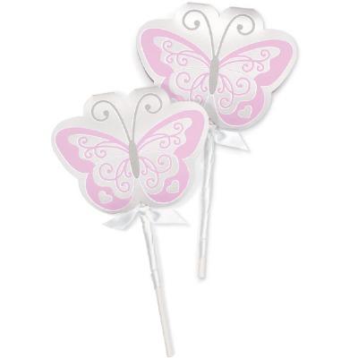 Lollipop Wrap Kit Butterfly 20